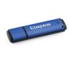 Kingston 64GB DataTraveler Vault Privacy 3.0 Anti-Virus USB3.0 pendrive kék pendrive