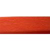 . Krepp papír 50x200 cm, narancs vörös