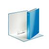 Leitz Gyűrűs könyv, 2 gyűrű, D alakú, 40 mm, A4 Maxi, karton, lakkfényű,