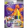 Crayola Color ALIVE Sárkányok és kastély