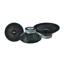 SAL AHX 1620/BK mélysugárzó autós hangszóró