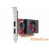 HP AMD FirePro W2100 2GB DDR3 AMD,PCIE,GPU:630MHz,2GB,DDR3,128bit,Aktív hűtés,2xDisplayPort,DisplayPort
