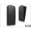 Haffner Slim Flexi Flip bőrtok - LG L50 D213N - fekete