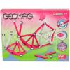 Geomagworld Geomag: 66 db-os színes készlet lányoknak  (FO-20GMG00053)