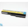 IBM IdeaPad Y430g Y430a Y430 2781 V450a Series 4400mAh 6 cella laptop akku/akkumulátor utángyártott