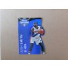Panini 2014-15 Totally Certified Platinum Mirror Blue Die Cuts #88 Josh Smith