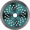 Extol Gyémántvágó, ipari korong,TURBO,gyors vágás; 125×22,2mm, száraz és vizes vágásra (Gyémántvágó)