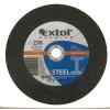 Extol Vágókorong acélhoz, kék; 115×1,6×22,2mm, max 13300 ford/perc (Vágókorong)