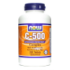 Now Foods VITAMIN C-500 WITH ROSE HIPS 250db