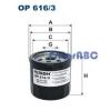 Filtron OP616/3 olajszűrő