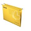 """ESSELTE Függőmappa, újrahasznosított karton, A4, ESSELTE """"Classic"""", sárga"""