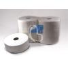 Bokk Toalettpapír, 2 rétegű, nagytekercses, 26 cm átmérő, optimum fehér