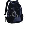 """Pulse Notebook hátizsák, 15,6"""", 4 részes, PULSE """"Urban"""", fekete"""