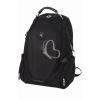 """Pulse Notebook hátizsák, 17"""", 2 részes, PULSE """"Track"""", fekete"""