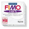 "FIMO Gyurma, 56 g, égethető, FIMO ""Soft"", fehér"