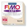 """FIMO Gyurma, 56 g, égethető, FIMO """"Soft"""", szahara"""
