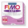 """FIMO Gyurma, 56 g, égethető, FIMO """"Soft"""", levendula"""