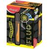 """MAPED Szövegkiemelő, 1-5 mm, MAPED """"Fluo Peps Max"""", narancssárga"""