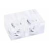 AlphaCool GPX SLI híd - Single - Plexi