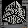 V-Cube 3x3 versenykocka, Labirintus