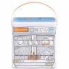 DISHWASHER mosogatószeres doboz 13x19x21cm