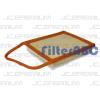JC PREMIUM levegőszűrő - Motorkód DV6ETED4