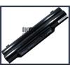 Fujitsu LifeBook LH52/C 4400 mAh 6 cella fekete notebook/laptop akku/akkumulátor utángyártott