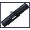Fujitsu Amilo Li3910 4400 mAh 6 cella fekete notebook/laptop akku/akkumulátor utángyártott
