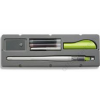 Pilot Töltőtoll, 0,5-3,8 mm, zöld kupak, PILOT Parallel Pen (PPP38Z)