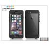 Lifeproof Apple iPhone 6 víz- por- és ütésálló védőtok - Lifeproof Nüüd - black tok és táska
