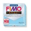 Gyurma, 56 g, égethető, FIMO Effect, pasztell víz