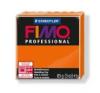 Gyurma, 85 g, égethető, FIMO Professional, narancssárga süthető gyurma