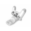 Lioncast LC20 töltõállomás 2 PS4 Controller - Fehér