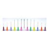 Steril egyszerhasználatos injekciós tű 100 db, 21G 1