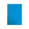 Leitz Beíró A/5 WOW, Leitz lakkfényű, kockás kék
