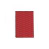 LIDERPAPEL Spirálfüzet A/4 kockás 140lap 70g, piros