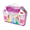 Trefl Disney hercegnők: csillámos 50 db-os puzzle