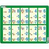 Larsen maxi puzzle 10 db-os Összeadás zöld AR12