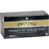 TWININGS Prince of Wales fekete tea 25 filter