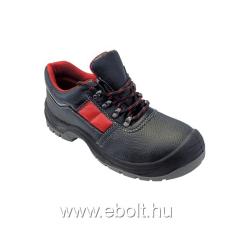 Cerva Cipő fekete FF SC-02-002 low S3 40