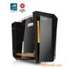 "INWIN S-Frame Gold/Black Gold/Black,4x3,5"",ATX,Window,Audio,Táp nélkül,560x313x755mm,4x2,5"",4xUSB3.0"