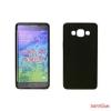 CELLECT Samsung Galaxy S6 vékony szilikon hátlap,Fekete