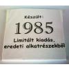 Tréfás póló 30 éves, Készült 1985...  (XL)