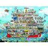 Heye puzzle 1500 db - Cruise, Lyon