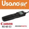 Canon RS-60E3 megfelelője az Usano URC-0020C1