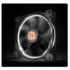 Thermaltake Riing 14, 140mm LED ventilátor - fehér