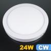 FALON kívüli LED panel (300 mm) 24 Watt (kör) hideg fény