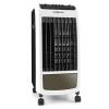 oneConcept CarribeanBlue levegőhűtő készülék, légfrissítő, ventilátor, 70 W, fekete/fehér