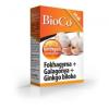 BioCo Fokhagyma+Galagonya+Ginkgo biloba tabletta 60 db