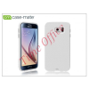 CASE-MATE Samsung SM-G920 Galaxy S6 hátlap - Case-Mate Tough - white